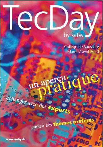 Affiche Tecday 2020